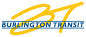 Burlington Transit logo